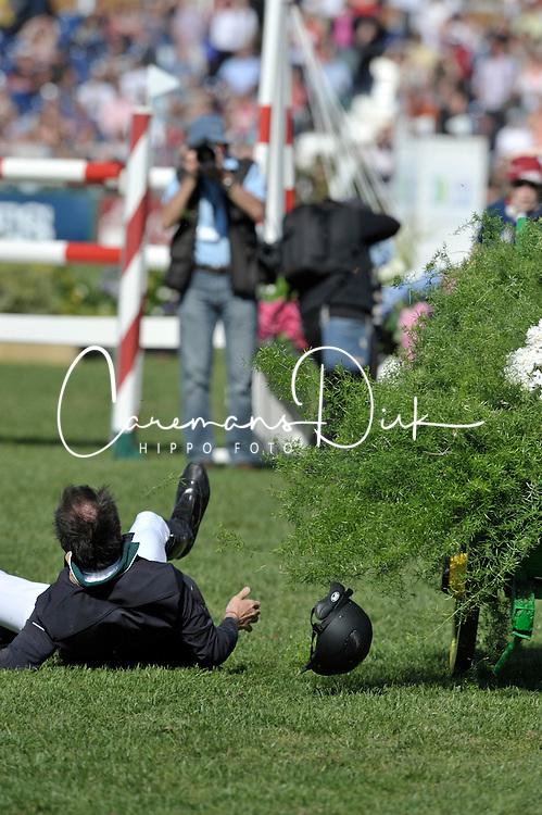 Lynch Denis (IRL) - Night Train<br /> Derby de La Baule 2012<br /> &copy; Dirk Caremans