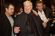Ken Stott, Richard Griffiths and John  Hurt. Opening of 'Heroes.' Wyndham Theatre. London.   18 October 2005. ONE TIME USE ONLY - DO NOT ARCHIVE © Copyright Photograph by Dafydd Jones 66 Stockwell Park Rd. London SW9 0DA Tel 020 7733 0108 www.dafjones.com
