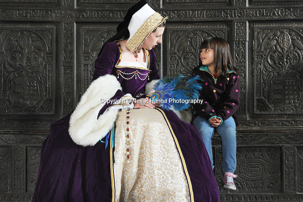 Historic Scotland Event <br /> Doune Castle - Fit for a Queen<br /> <br /> The announcement – Great Hall<br /> The castle cook is surprised to learn that he will be required to prepare a feast fit for a queen, as the planned arrival of Margaret Tudor is announced.<br /> <br /> <br /> <br />  Neil Hanna Photography<br /> www.neilhannaphotography.co.uk<br /> 07702 246823