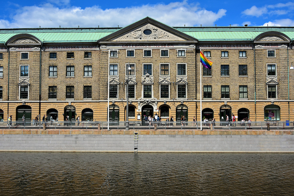 East India House in Gothenburg, Sweden<br />