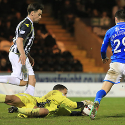 St Mirren v St Johnstone | Scottish Premiership | 25 March 2014
