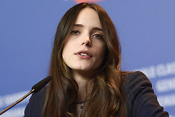 61037257<br /> Stacy Martin during the Nymphomaniac Volume I press conference at the 64th Berlin International Film Festival / Berlinale 2014, Berlin, Germany, Sunday, 9th February 2014. Picture by  imago / i-Images<br /> UK ONLY