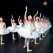 13.08.2015 The St Petersburg  Ballet Theatre Season at the London Coliseum UK SWAN LAKE by members of the Company