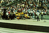 1980's Indianapolis 500 time trials