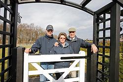Voorn Albert, Irma and Vincent<br /> Golden Dream Stables -Evertsoord 2010<br /> © Dirk Caremans