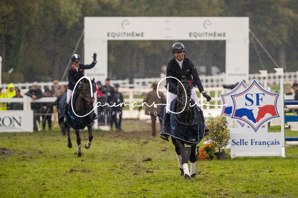 Price Tim, NZL, Happy Boy<br /> Mondial du Lion - Le Lion d'Angers 2019<br /> © Hippo Foto - Dirk Caremans<br />  20/10/2019