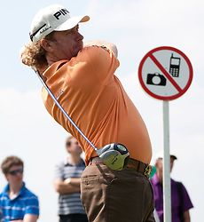 03.06.2010, Celtic Manor Resort and Golf Club, Newport, ENG, The Celtic Manor Wales Open 2010, im Bild Miguel Angel Jimenez (ESP) playing a shot. EXPA Pictures © 2010, PhotoCredit: EXPA/ M. Gunn / SPORTIDA PHOTO AGENCY