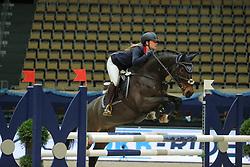 Weirich, Leonie, Cindy Crawford<br /> München - Munich Indoors<br /> Einlf. Eggersmann Junior Cup<br /> © www.sportfotos-lafrentz.de/ Stefan Lafrentz
