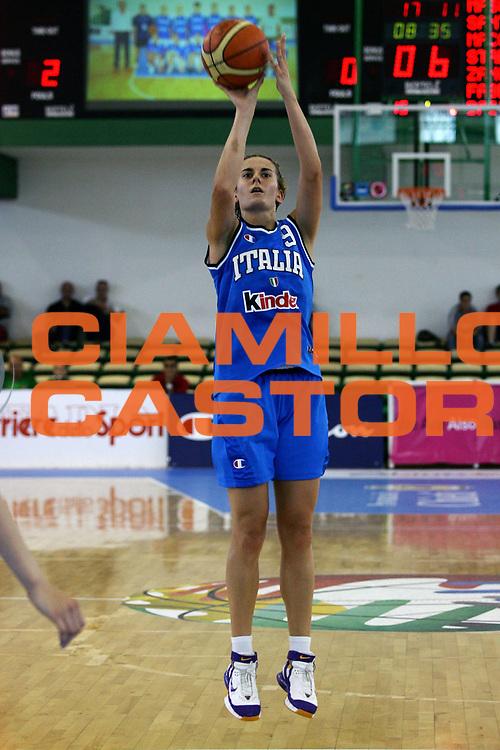 DESCRIZIONE : Chieti Torneo Internazionale Basket Femminile 10 Nazioni Italia Serbia Montenegro<br /> GIOCATORE : Masciadri<br /> SQUADRA : Italia<br /> EVENTO : Torneo Internazionale Basket Femminile 10 Nazioni<br /> GARA : Italia Serbia Montenegro<br /> DATA : 22/08/2006<br /> CATEGORIA : Tiro<br /> SPORT : Pallacanestro<br /> AUTORE : Agenzia Ciamillo-Castoria/L.Lussoso<br /> Galleria : FIP Nazionale Italiana<br /> Fotonotizia : Chieti Torneo Internazionale Basket Femminile 10 Nazioni Italia Serbia Montenegro<br /> Predefinita :