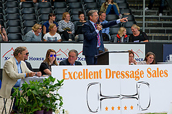 Olaerts Koen, Veilingmeester<br /> World Championship Young Dressage Horses <br /> Ermelo 2016<br /> © Hippo Foto - Leanjo de Koster<br /> 29/07/16