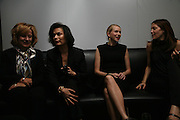 Bianca Jagger, Naomi Watts and Robin Baum, Collaborative Presentation with artist Martin Creed of Calvin Klein's new collection at P3, Marylebone Road October 15, 2007 -DO NOT ARCHIVE-© Copyright Photograph by Dafydd Jones. 248 Clapham Rd. London SW9 0PZ. Tel 0207 820 0771. www.dafjones.com.