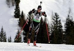 16.12.2011, Biathlonzentrum, Hochfilzen, AUT, E.ON IBU Weltcup, 3. Biathlon, Hochfilzen, Sprint Frauen, im Bild Selina Gasparin (SUI) // during Sprint women E.ON IBU World Cup 3th Biathlon, Hochfilzen, Austria on 2011/12/16. EXPA Pictures © 2011, PhotoCredit: EXPA/ Oskar Hoeher