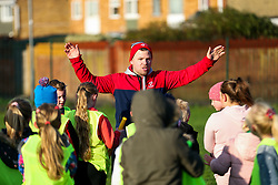 Bristol Sport Foundation Schools Jailbreak Festival at Woodlands Primary School - Rogan/JMP - 14/12/2018 - SPORT - Woodlands Primary School - Yate, England.