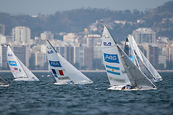 SMITH Dee, USA, 1 Person Keelboat, 2.4mR, Sailing, Voile, SEGUIN Damien, FRA, FERNANDEZ OCAMPO Juan, ARG à Rio 2016 Paralympic Games, Brazil