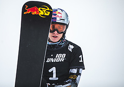 LEDECKA Ester during FIS alpine snowboard world cup 2019/20 on 18th of January on Rogla Slovenia<br /> Photo by Matic Ritonja / Sportida