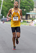 Middletown, New York - Knox Robinson of Beacon finished second in the 16th annual Ruthie Dino-Marshall 5K Run/Walk put on by the Middletown YMCA on Sunday, June 10, 2012. His time was 16:37.