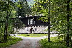 Tito's cabin in Kamniska Bistrica valley, on May 2, 2018 in Kamnik, Slovenia. Photo by Matic Klansek Velej / Sportida