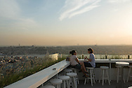 Turkey. Istanbul. elevated view from the Marmara Pera  palace hotel , on the golden horn / istamboul , la Corne d'or vu d'en haut
