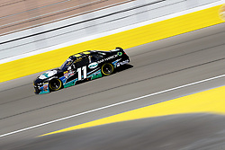 March 2, 2018 - Las Vegas, Nevada, United States of America - March 02, 2018 - Las Vegas, Nevada, USA: Ryan Truex (11)  takes to the track to practice for the Boyd Gaming 300 at Las Vegas Motor Speedway in Las Vegas, Nevada. (Credit Image: © Justin R. Noe Asp Inc/ASP via ZUMA Wire)