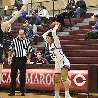 Women's Basketball: University of Chicago Maroons vs. Kenyon College Lords