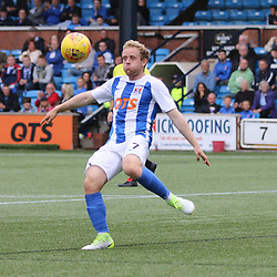 Rory McKenzie clears the danger  during the Kilmarnock v Dumbarton Betfred Cup Group E  29nd July 2017 <br /> <br /> <br /> <br /> <br /> (c) Andy Scott | SportPix.org.uk