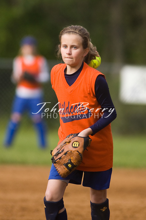 MPR 12U Softball .Base Burners vs Wildcats .5/12/2008..