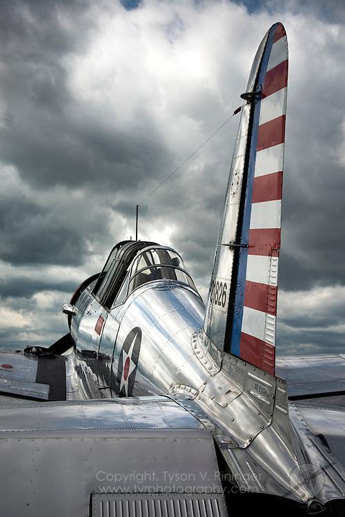 Boeing BT-13A Trainer USAAF 41-21826