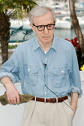 """11.05.2011, Cannes, FRA, Filmfestspiele von Cannes 2011, im Bild Director Woody Allen attending the 63rd Annual Cannes Film Festival / Festival de Cannes 2011 - Photocall for """"Midnight in Paris""""  CANNES FRANCJA FESTIWAL FILMOWY.FOT. EXPA Pictures © 2011, PhotoCredit: EXPA/ EXPA/ Newspix/ Future Images +++++ ATTENTION - FOR AUSTRIA/(AUT), SLOVENIA/(SLO), SERBIA/(SRB), CROATIA/(CRO), SWISS/(SUI) and SWEDEN/(SWE) CLIENT ONLY +++++"""