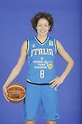 DESCRIZIONE : Venezia Additional Qualification Round Eurobasket Women 2009 Posati Nazionale Femminile<br /> GIOCATORE : Simona Ballardini<br /> SQUADRA : Nazionale Italia Donne<br /> EVENTO : <br /> GARA : <br /> DATA : 04/01/2009<br /> CATEGORIA : Ritratto<br /> SPORT : Pallacanestro<br /> AUTORE : Agenzia Ciamillo-Castoria/M.Gregolin