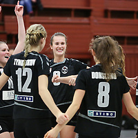 VBALL: 16-1-2016 - Elite Volley Aarhus - Team Køge - Volleyligaen Damer 2015-2016