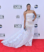 KAT GRAHAM @ the 2015 American Music Awards held @ the Micorsoft theatre.<br /> November 22, 2015