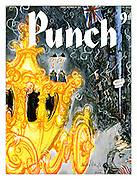 Punch cover 23 October 1957