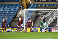 Mark Beevers of Millwall heads the ball clear during the Sky Bet League 1 Playoff Semi-final Leg Two at The Den, London<br /> Picture by Alan Stanford/Focus Images Ltd +44 7915 056117<br /> 20/05/2016