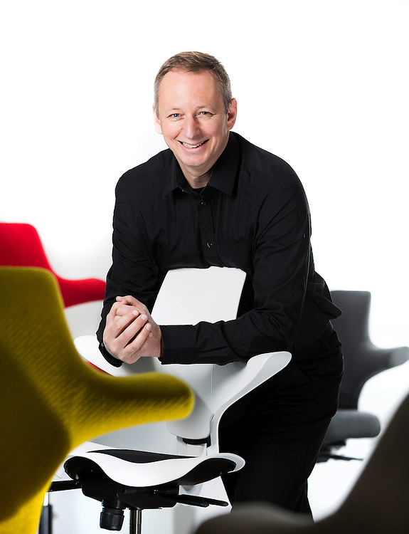 OSLO 2016-02-09: Eirik Kristensen, visepresident for digitale tjenester, Scandinavian Business Seating/Vice President Digital, Scandinavian Business Seating. FOTO:WERNERJUVIK