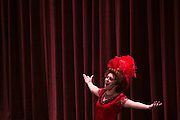 Pittsford Sutherland students perform a medley from Hello Dolly at the Rochester Broadway Theatre League's Stars of Tomorrow recognition ceremony in Rochester on Thursday, May 5, 2016.