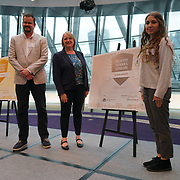 """City Hall, London, Uk, 29th June 2017. Rotherhithe Primary School, John Donne, Pilgrims Way, Bethlem and Maudsley Hospital School """"silver Awards"""" of the City Hall awards at the Health and education experts celebrate London's healthiest schools."""