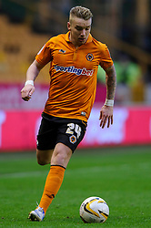 Wolves Midfielder Jamie O'Hara (ENG) in action during the second half of the match - Photo mandatory by-line: Rogan Thomson/JMP - Tel: Mobile: 07966 386802 26/01/2013 - SPORT - FOOTBALL - Molineux Stadium - Wolverhampton. Wolverhampton Wonderers v Blackpool - npower Championship.