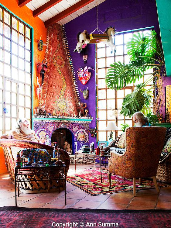 Anado mclauchlin and richard schultz home la cienegita for Schultz home designs