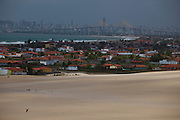 Natal_RN, Brasil...Vista panoramica de Natal...The panoramic view of Natal...Foto: LEO DRUMOND / NITRO