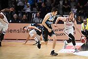 Justice Kodi<br /> Vanoli Cremona - Pallacanestro Trieste<br /> Lega Basket Serie A 2019/2020<br /> Cremona, 24/11/2019<br /> Foto A.Giberti / Ciamillo - Castoria