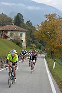 1 GRAN FONDO COPPA D'ORO , LEVICO TERME LEVICO , 11 OTTOBRE 2015 © foto Daniele Mosna