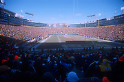 General overall  view  of Lambeau Field during an NFL football game between the Minnesota Vikings and the Green Bay Packers, Sunday, Dec. 30, 2001, in Green Bay, Wisc. The Packers defeated the Vikings 24-13.