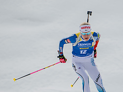 11.01.2018, Chiemgau Arena, Ruhpolding, GER, IBU Weltcup Biathlon, Ruhpolding, Einzel, Damen, im Bild Kaisa MAKARAINEN (FIN) // during Ladies Individual of BMW IBU Biathlon World Cup at the Chiemgau Arena in Ruhpolding, Germany on 2018/01/11. EXPA Pictures © 2018, PhotoCredit: EXPA/ Ernst Wukits