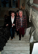 JAMES RAE; NICKY HASLAM, Nicholas Coleridge celebrates the publication of his novel; Deadly Sins. Dartmouth House, Charles St. London. 28 April 2009