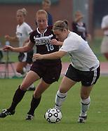 20020825 Charlotte Women's Soccer