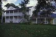 Mission Museum, Hanalei, Kauai, Hawaii<br />