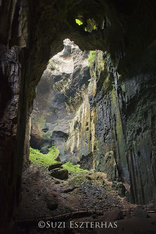 Gomantong Caves<br /> Sabah, Malaysia