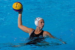 Kelly Mason (NZL)  at Women Waterpolo match between National Teams of Nederlands and New Zealand at 13th FINA World Championships Rome 2009, on July 25 2009, at Foro Italico, Rome, Italy. (Photo by Vid Ponikvar / Sportida)