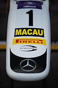October 16-20, 2016: Macau Grand Prix. 1 Felix ROSENQVIST, SJM Theodore Racing by Prema
