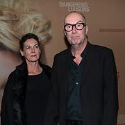NLD/Amsterdam/20200221 - Premiere Dangerous Liaisons, Bart Chabot en partner Jolanda van den Burg